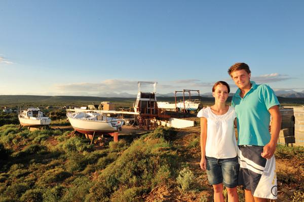 Bote i die Karoo